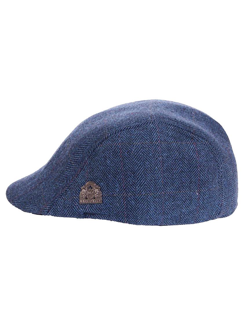 Dion Tweed Flat Cap