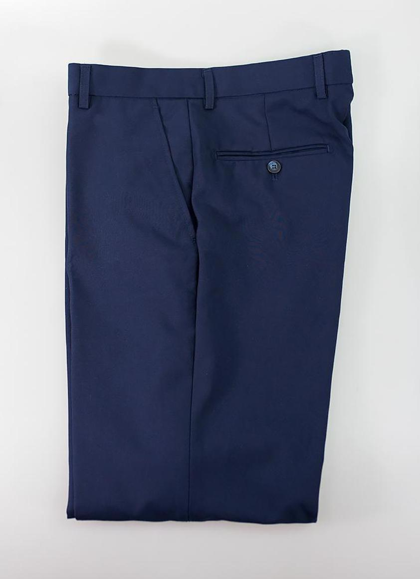 Navy Jefferson Trousers - save 30%