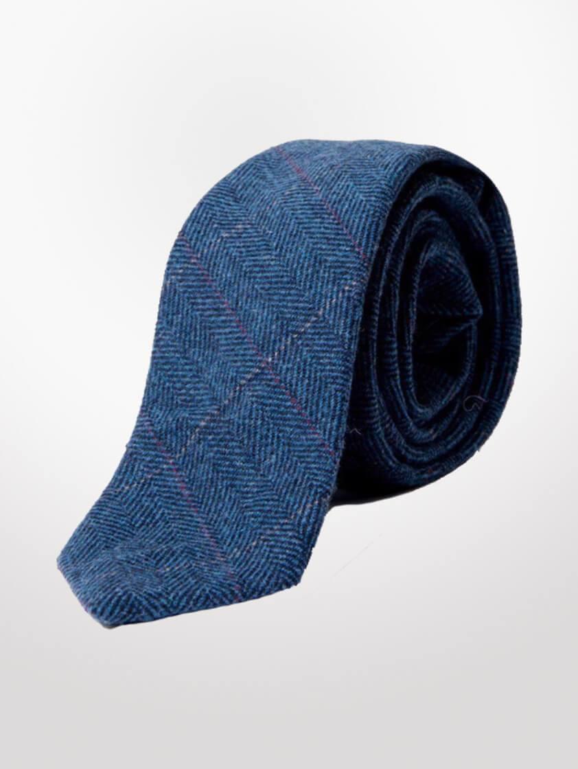 Blue Dion Tie