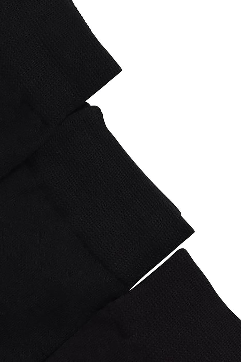 Bamboo Black Socks