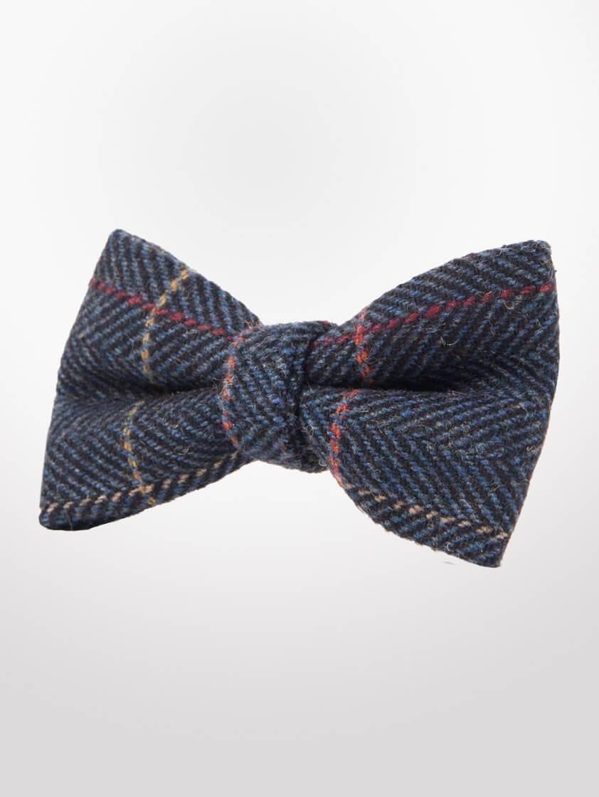 Eton Tweed Bowtie
