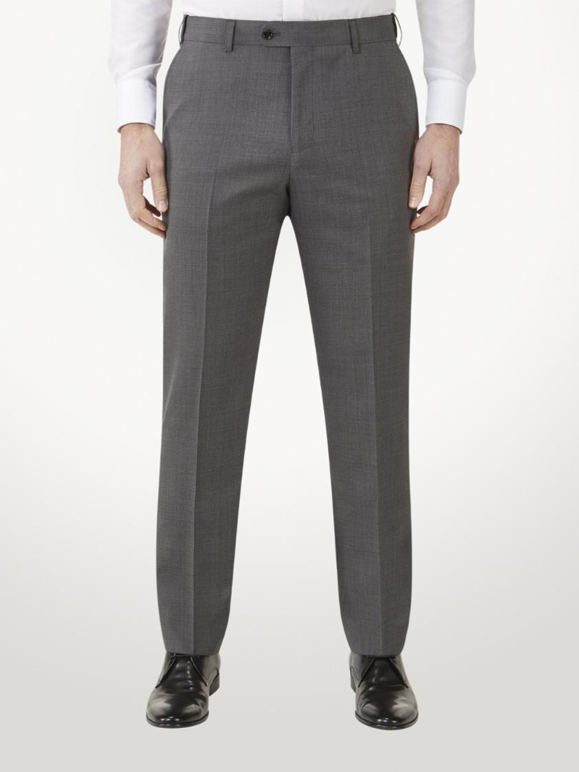 Grey Farnham Tailored Trousers