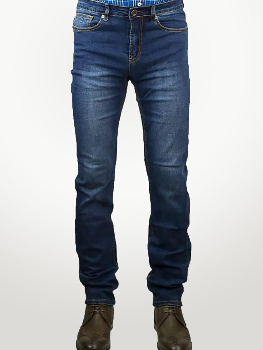 Stonewash Milano Stretch Jeans