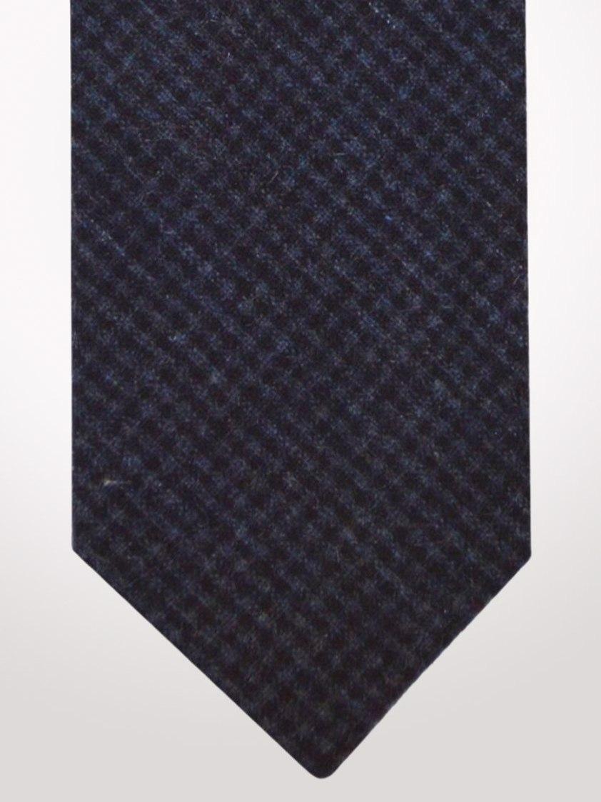 Grey Tweed Herringbone Tie