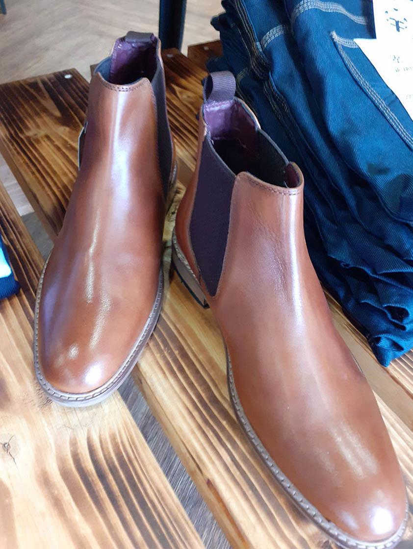 Tan Watson Boots