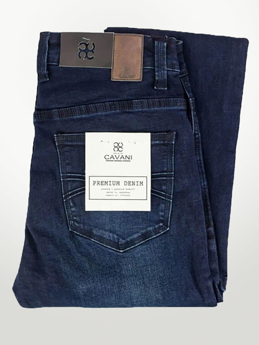 Indigo Elliot Stretch Jeans