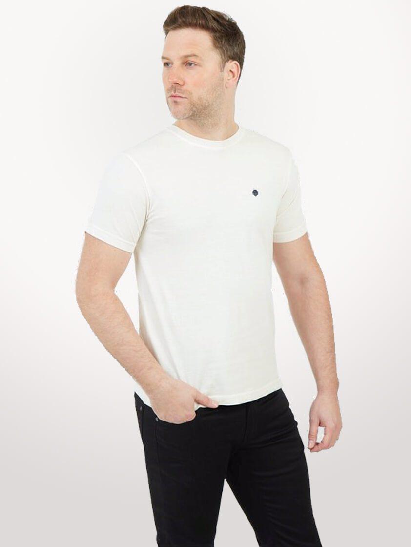 White Adaman T-shirt