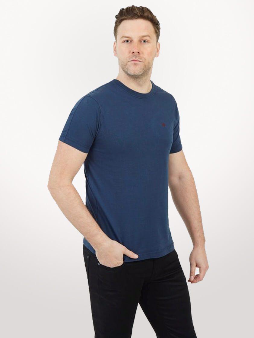 Navy Adaman T-shirt