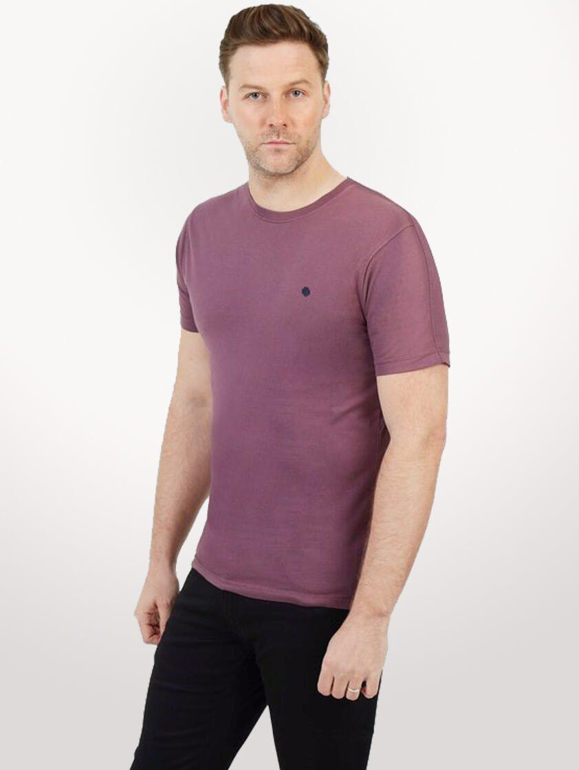 Burgundy Adaman T-shirt