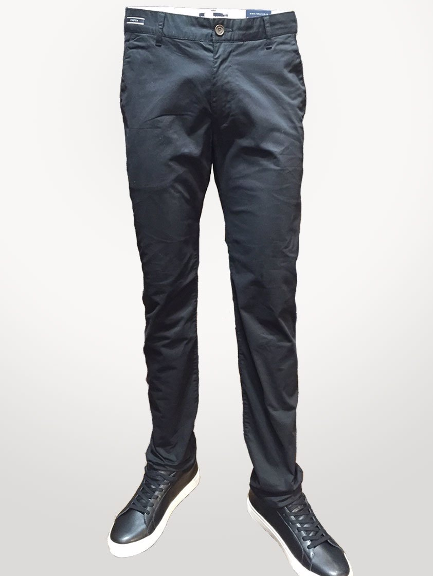 Black Jeans Casual Chinos - Save 30%
