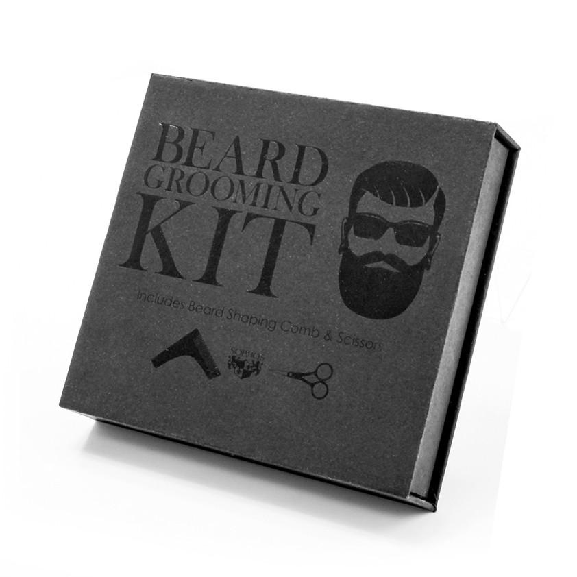 Beard Shaping Grooming Set - SAVE 10%