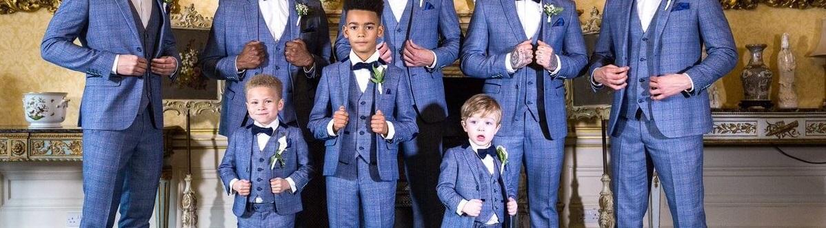 Kids suit hero image