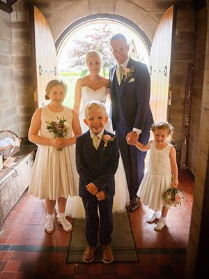 Joshua Adams wedding gallery