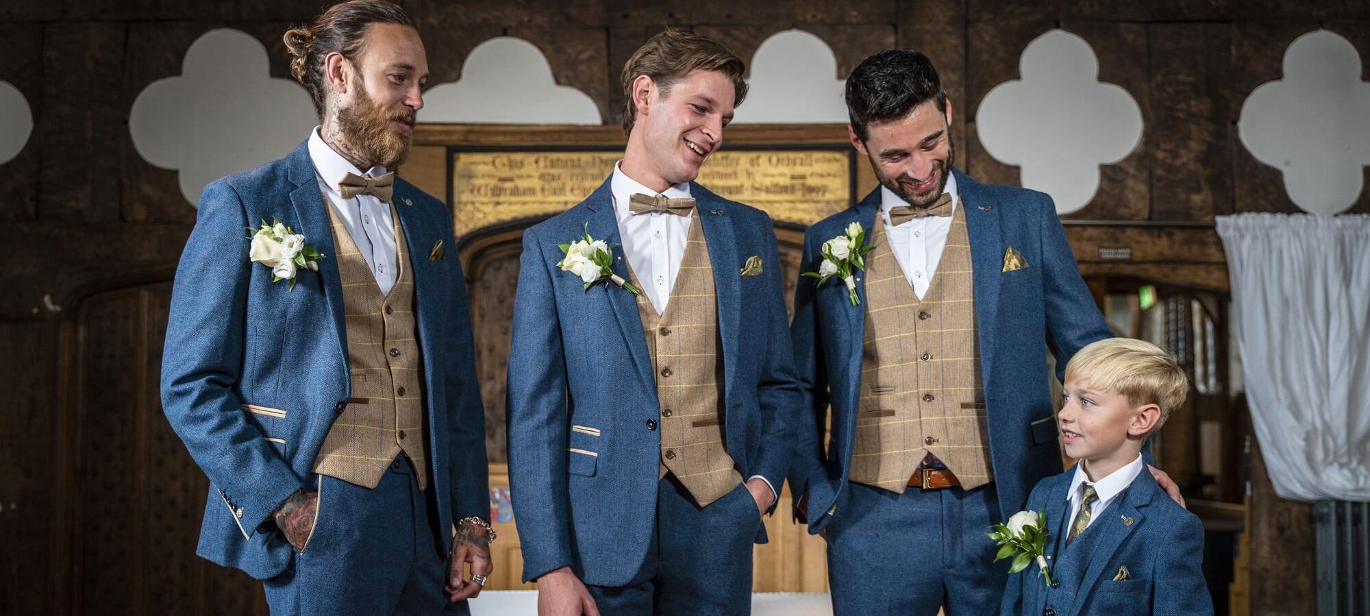 Joshua Adams weddings
