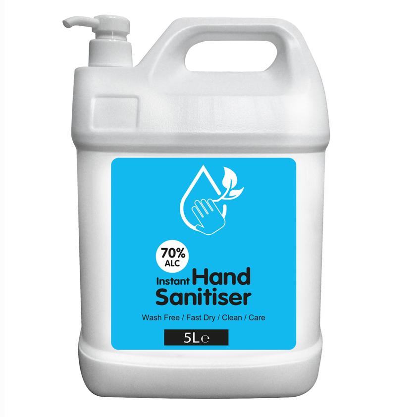 5000ml Non-Alcohol Antibacterial Gel
