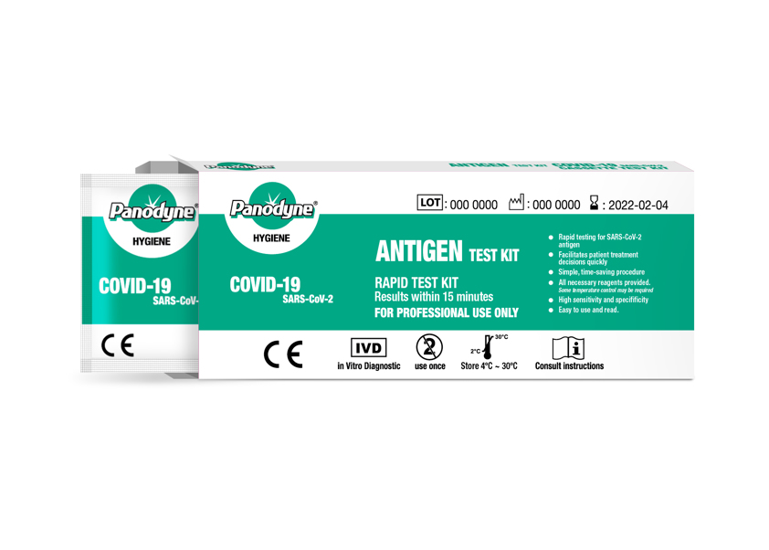 2 x COVID Antigen Test Kit