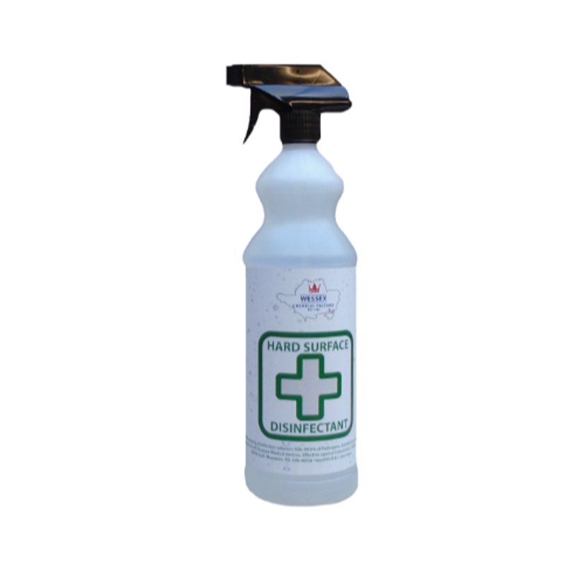 CORONAVIRUS Disinfectant Spray