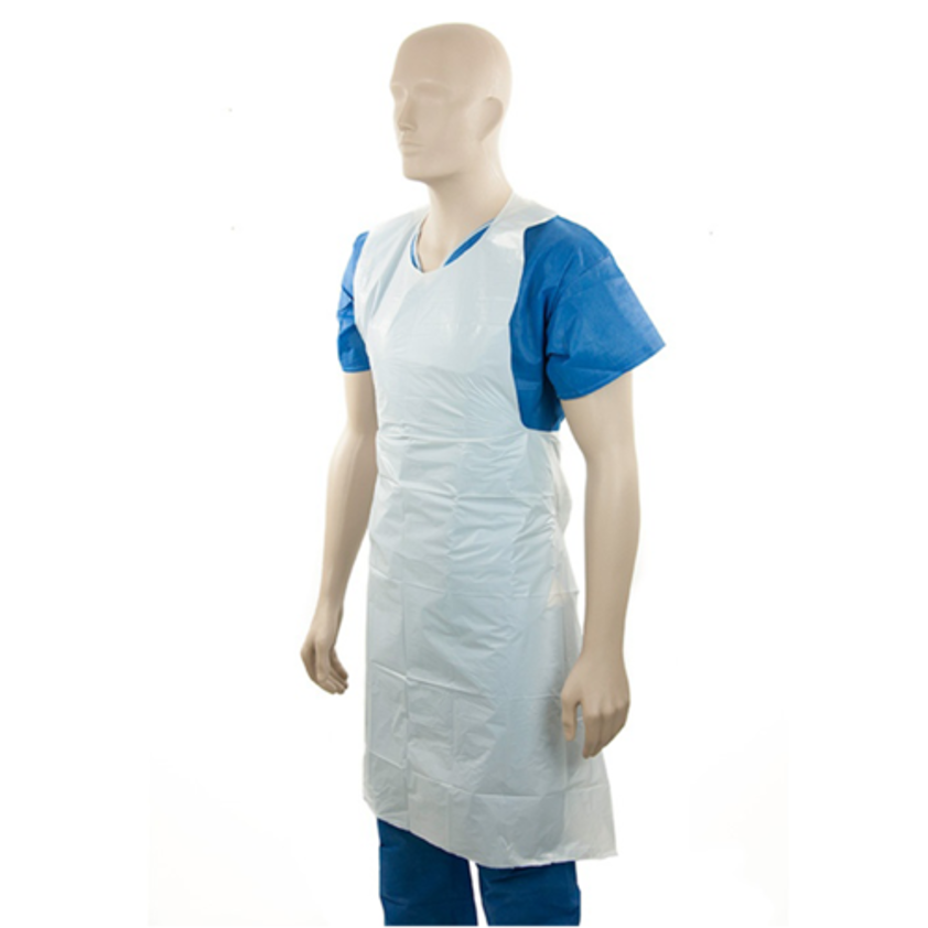600 x Medical Grade Aprons (25 Micron)
