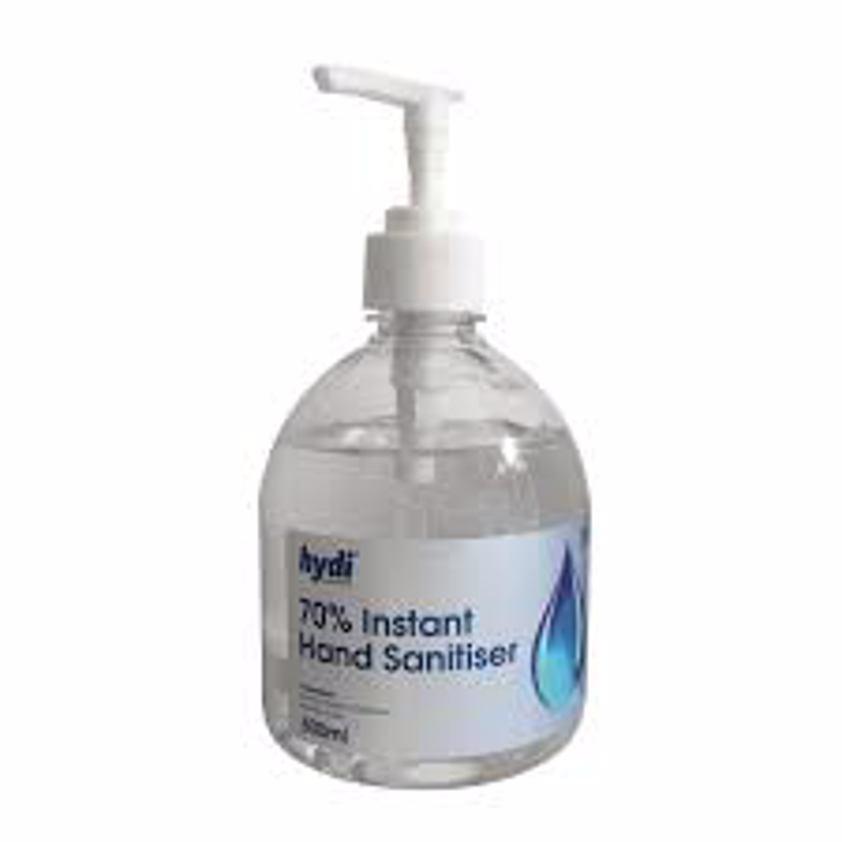 500ml Anti-bacterial Gel (Multi-pack)