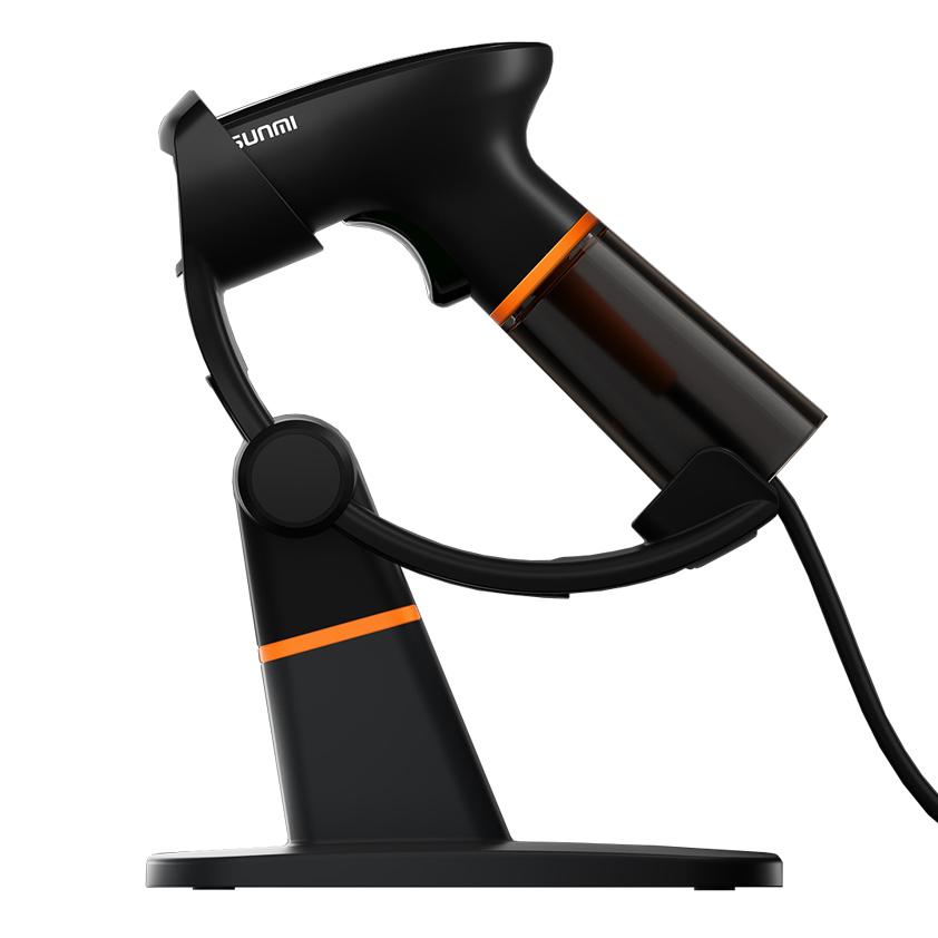 Sunmi U2 2D Handheld Barcode Scanner Stand
