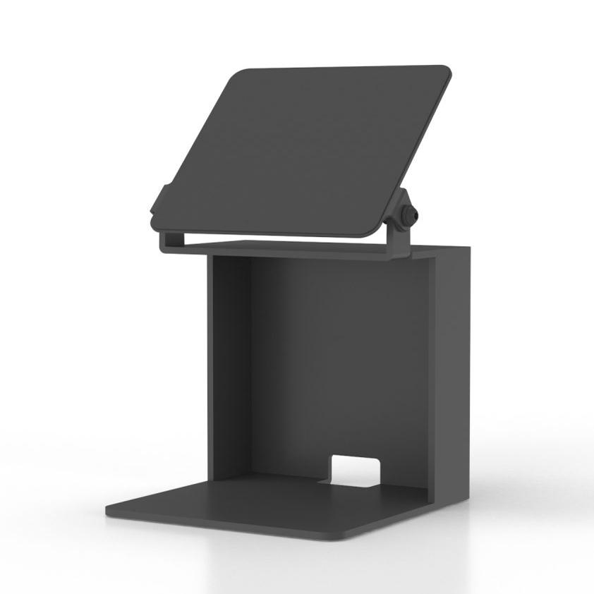 BoxaPOS Universal Tablet and Printer Stand