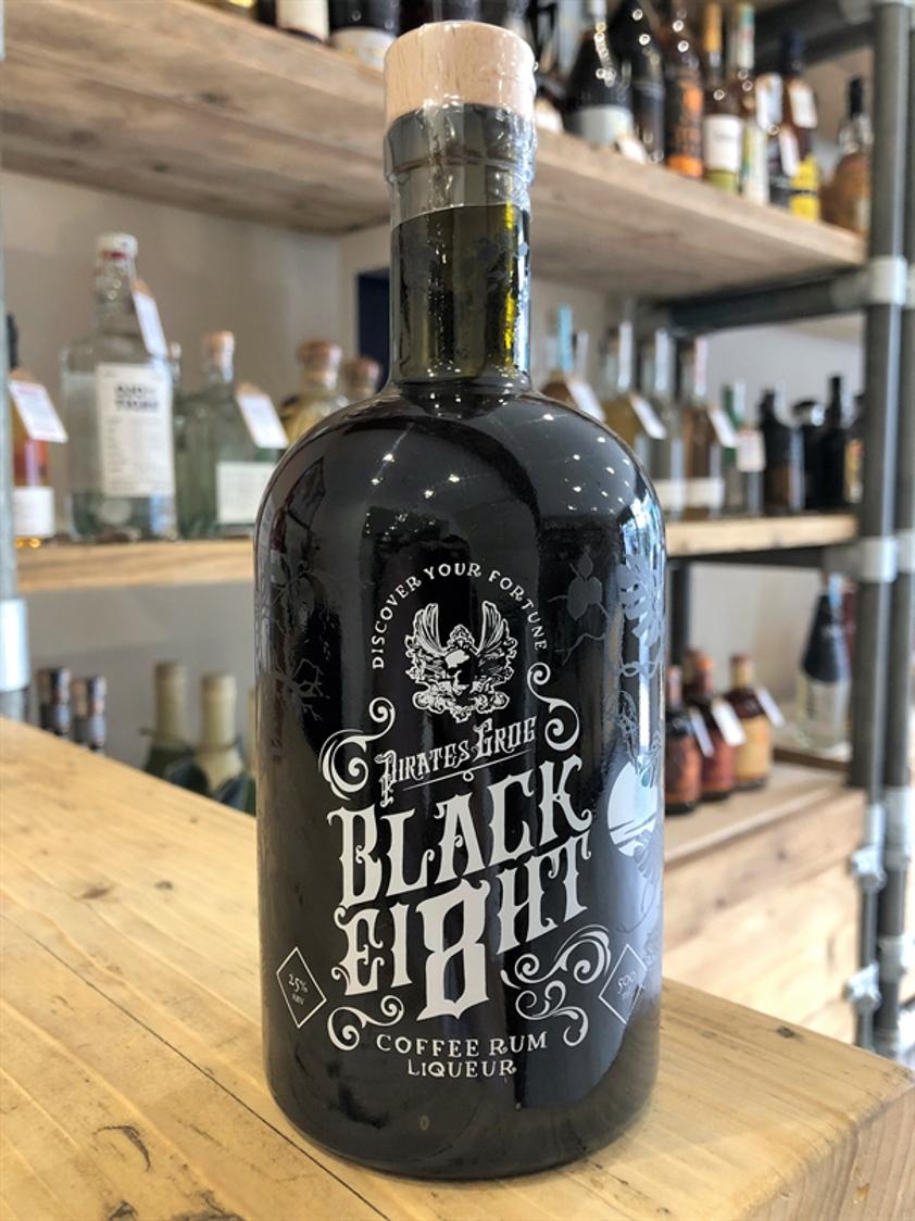 Pirate's Grog Black Eight Rum 70cl