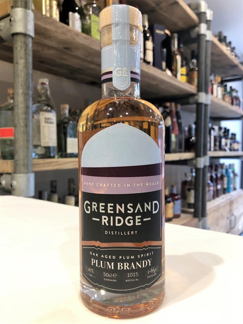 Greensand Ridge Plum Brandy 41% 50cl