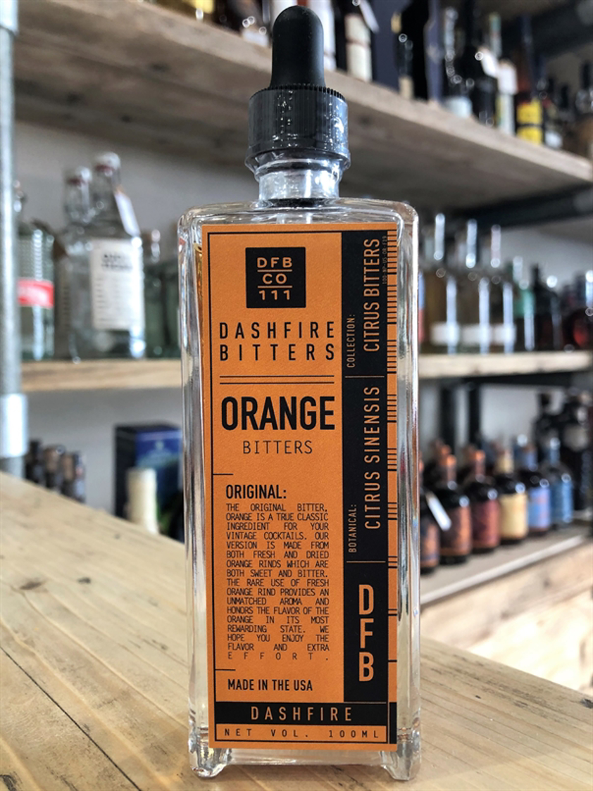 Dashfire Orange Bitters 46% 100ml