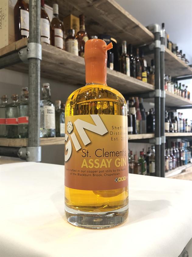 Assay St. Clement's Gin 70cl