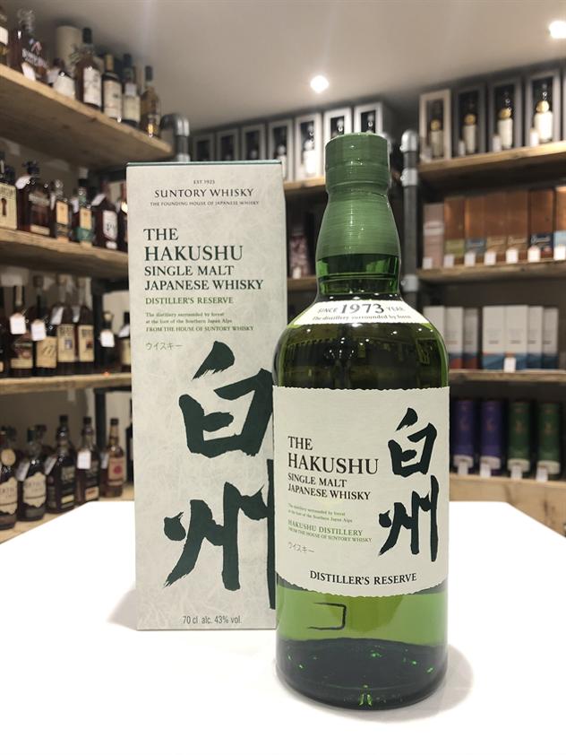 Suntory Hakushu Distiller's Reserve 70cl