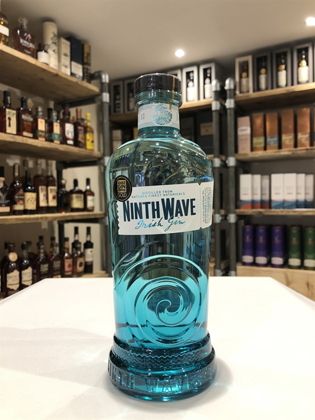 Ninth Wave Irish Gin 70cl
