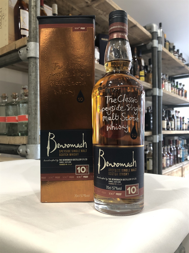 Benromach 100 Proof 70cl (Discontinued)