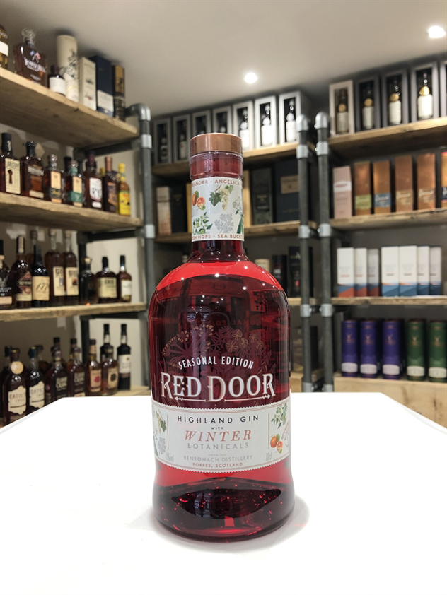 Red Door Winter Edition Highland Gin 70cl
