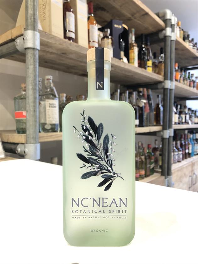 Nc'Nean Botanical Spirit 40% 50cl