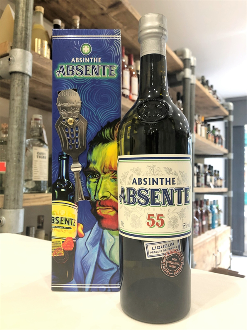 Absente Absinthe 55% 70cl (includes free Absinthe spoon)