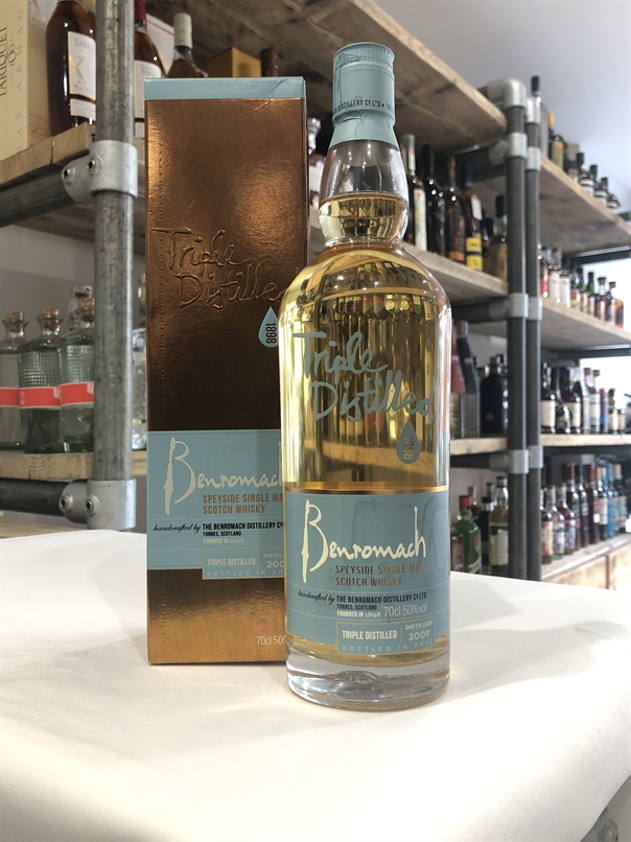 Benromach Triple Distilled 70cl (Discontinued)
