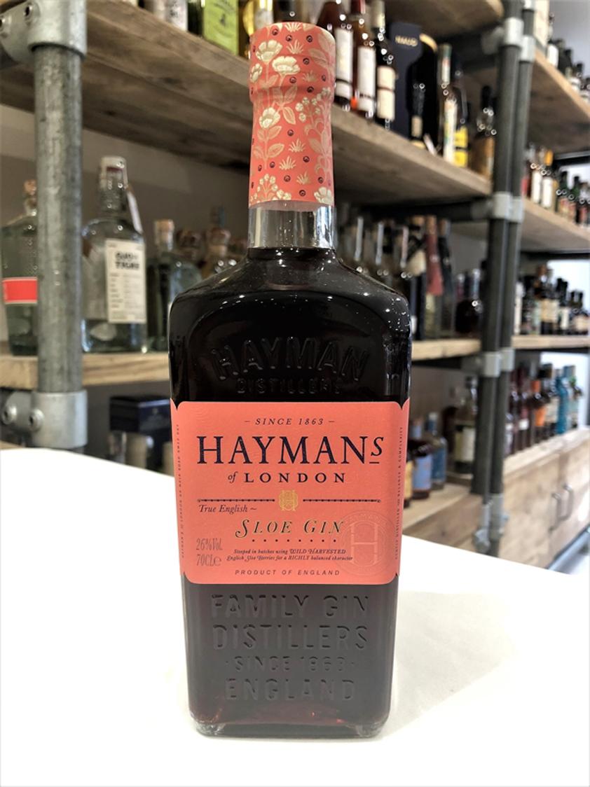 Hayman's Sloe Gin 26% 70cl
