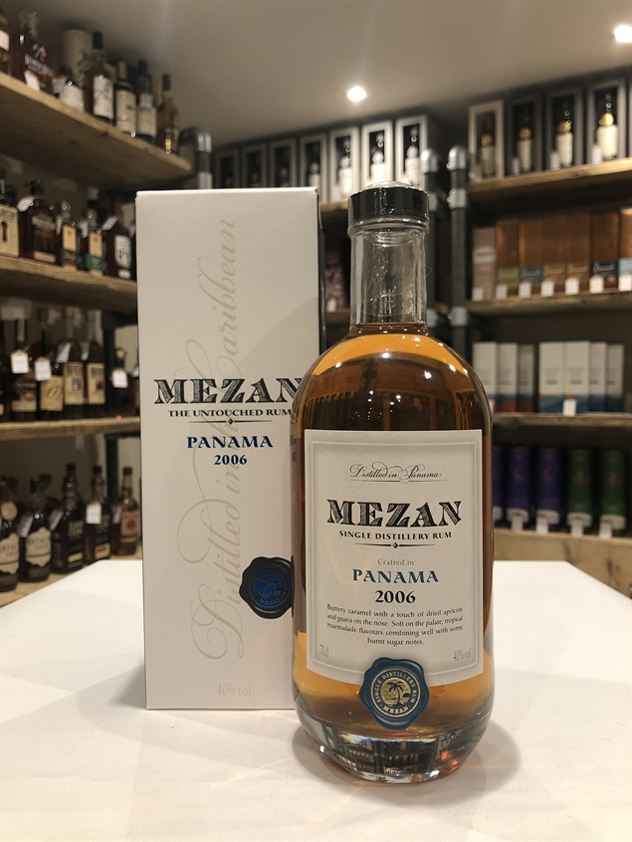 Mezan Panama 2006 Rum 70cl