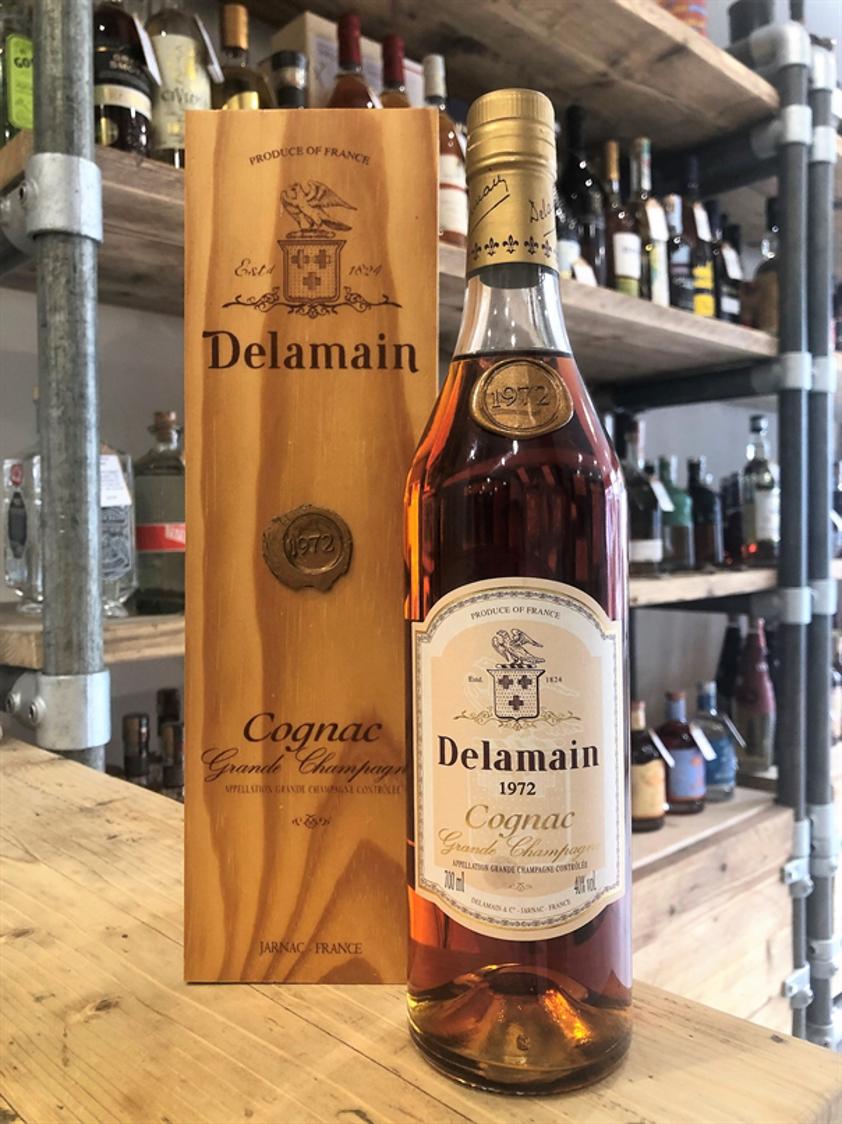 Delamain 1972 35yo Grande Champagne Cognac 40% 70cl