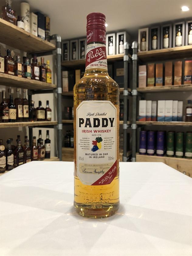 Paddy Blended Irish Whiskey 70cl