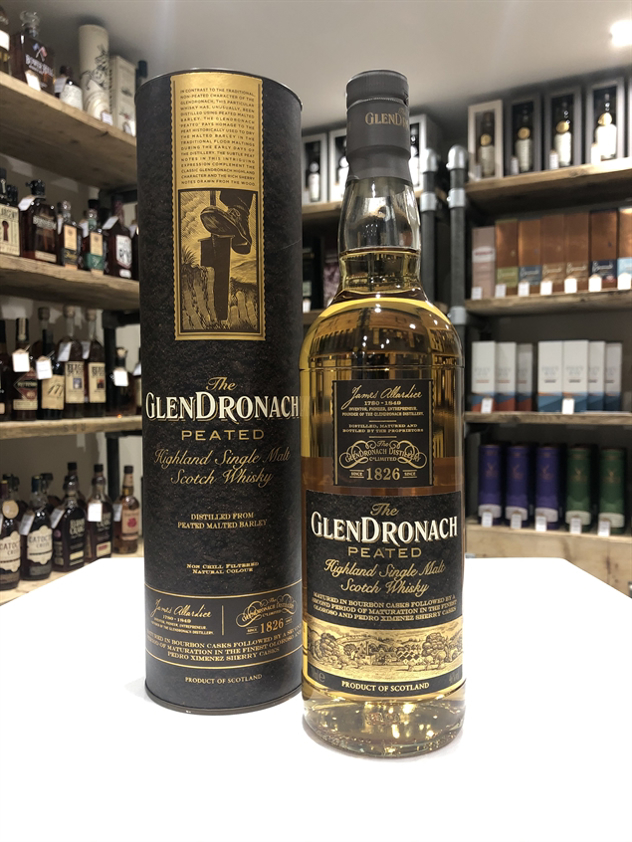 Glendronach Peated 70cl (Discontinued)