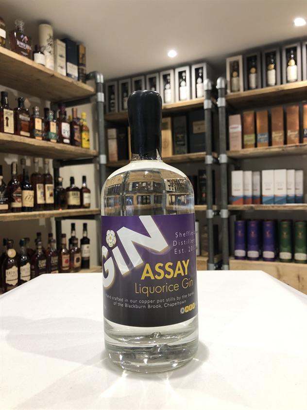 Assay Liquorice Gin 70cl