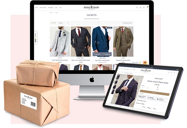 Sell online with our custom ecommerce stores taiolred to your business needs