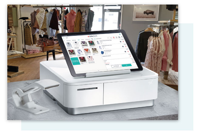 Use Saledock's cloud based POS on any Android device