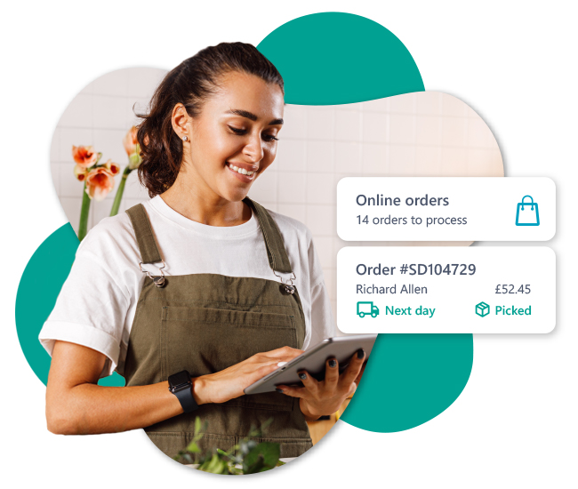 Fulfill ecommerce orders and manage your business in one easy to use place