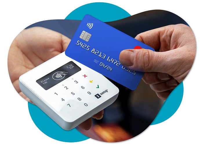 Take payments anywhere with Saledock POS and SumUp